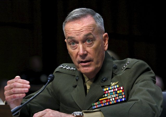Generale Joseph Dunford (foto d'archivio)