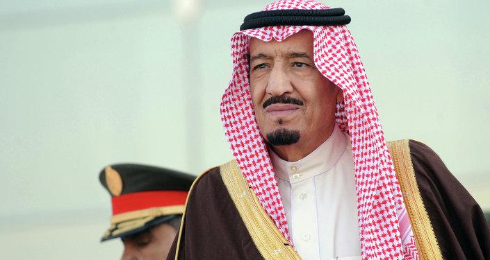 Re saudita Salman bin Abdul-Aziz Al Saud