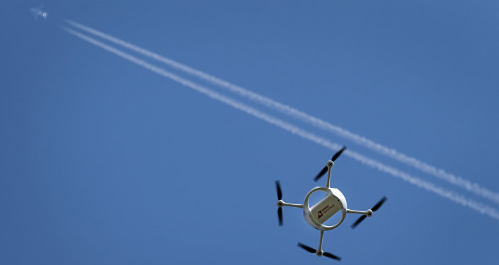 Drone commerciale