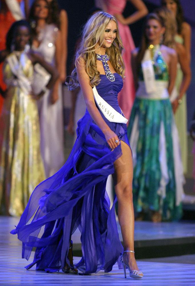 La bellezza di Miss Mondo non ha tempo