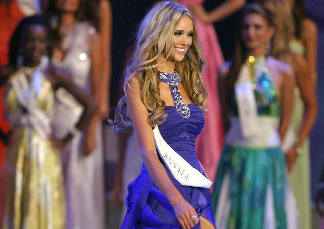 Miss Mondo 2008, Kseniya Sukhinova.