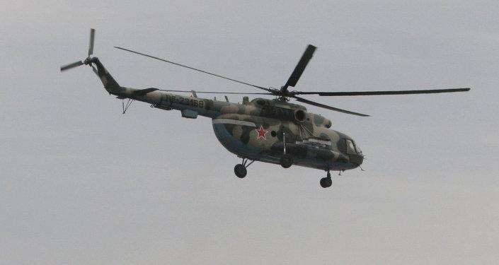 Elicottero Mi-8 (foto d'archivio)