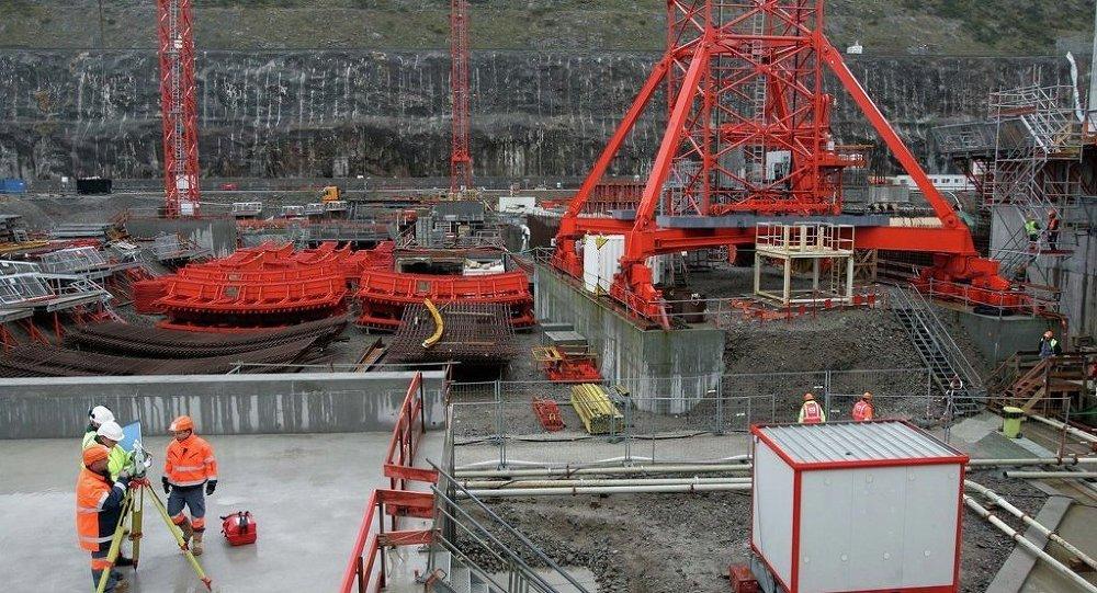Costruzione di un reattore nucleare
