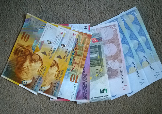 Franchi svizzeri e euro