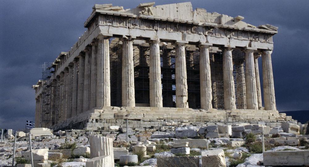 Partenone ad Atene