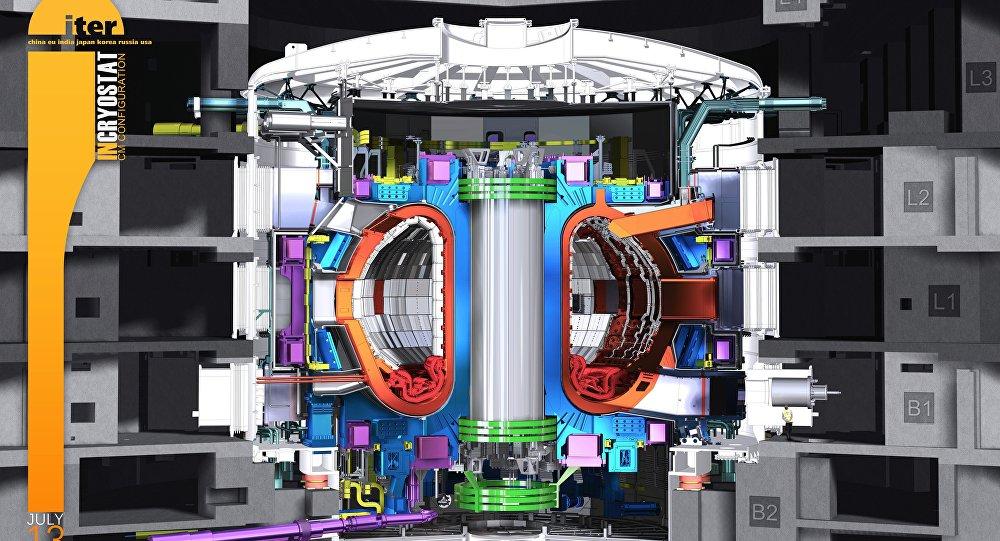 Reattore termonucleare sperimentale internazionale ITER