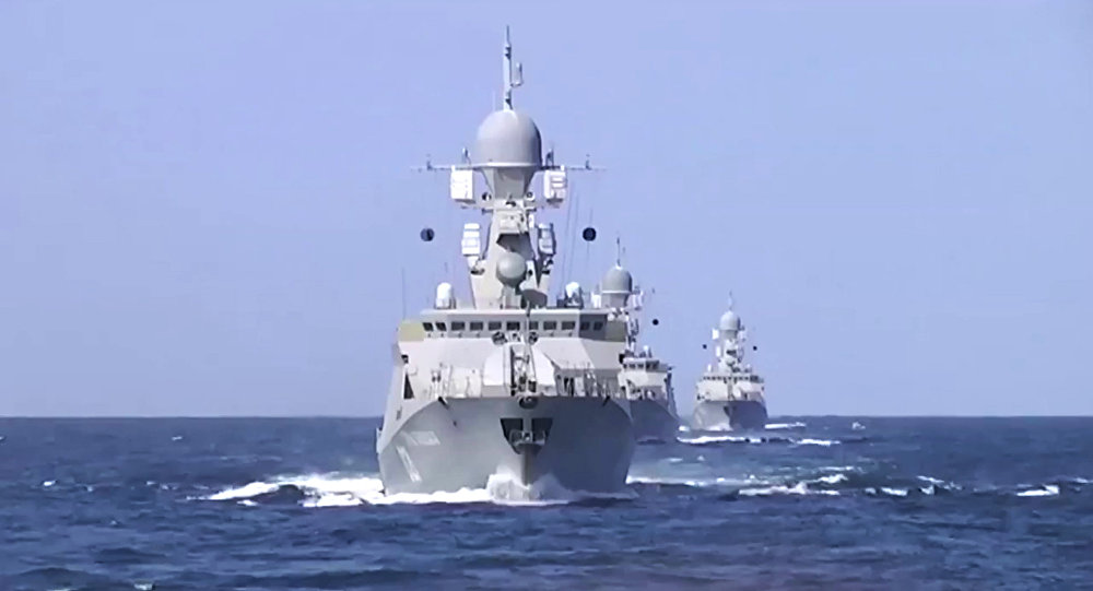 Flottiglia del Mar Caspio