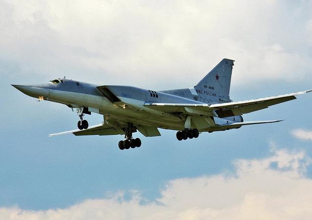 Tu-22M3 russo in Siria