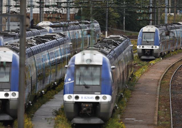 Treni regionale francesi (TER)