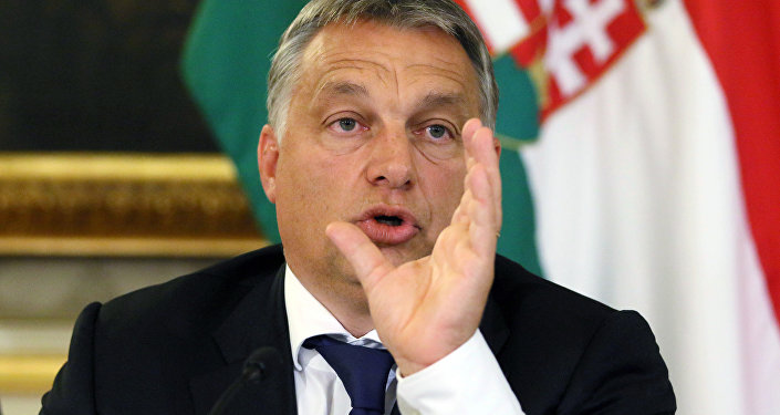 Il premier ungherese Viktor Orban