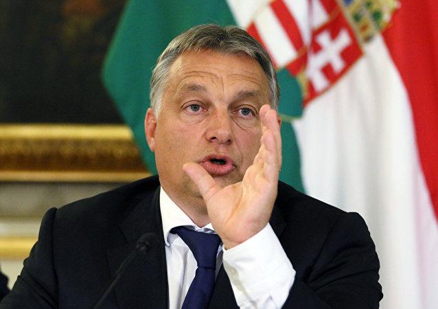Premier ungherese Viktor Orban