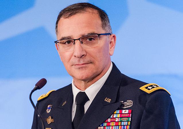 Generale dell'esercito statunitense Curtis M. Scaparrotti