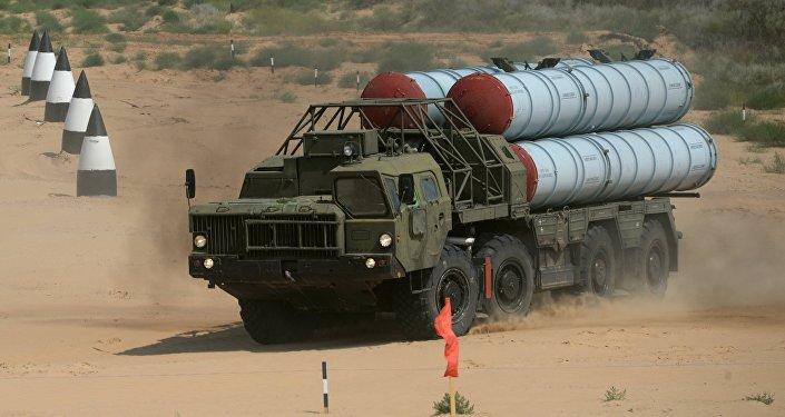 Sistema antimissile S-300