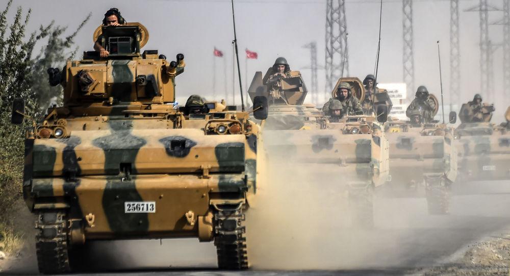 Siria: Erdogan, operazione può iniziare in ogni momento