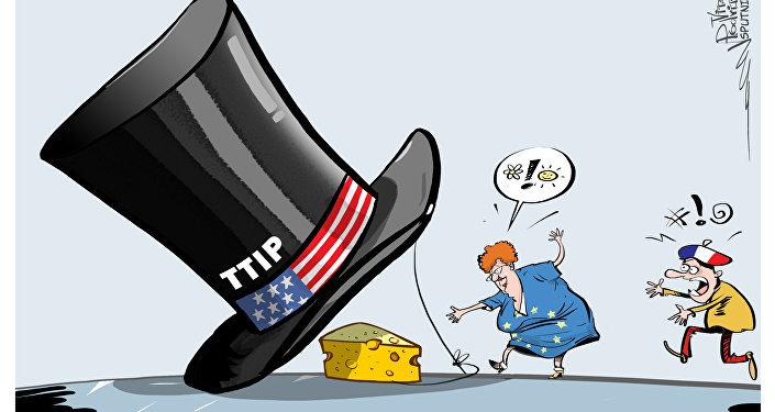 La Francia cercherà di interrompere le trattative per il TTIP alla Commissione europea