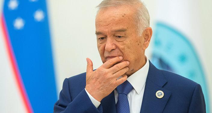 Presidente dell'Uzbekistan Islam Karimov