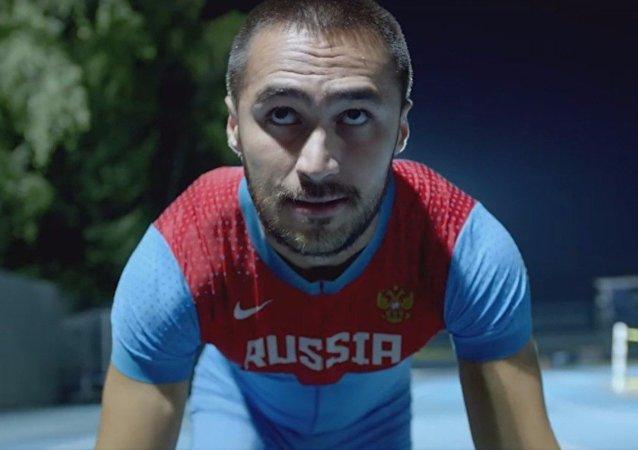 La risposta della squadra paralimpica russa