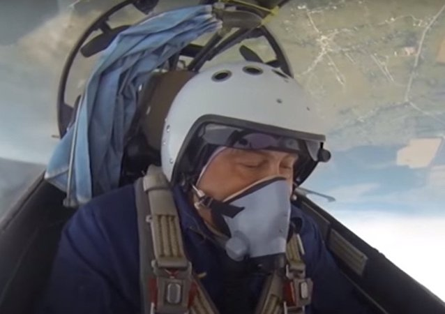 Allenamento Aeronautica russa
