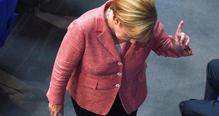 Germania, la Merkel si ricandida: il 55% dei tedeschi è favorevole
