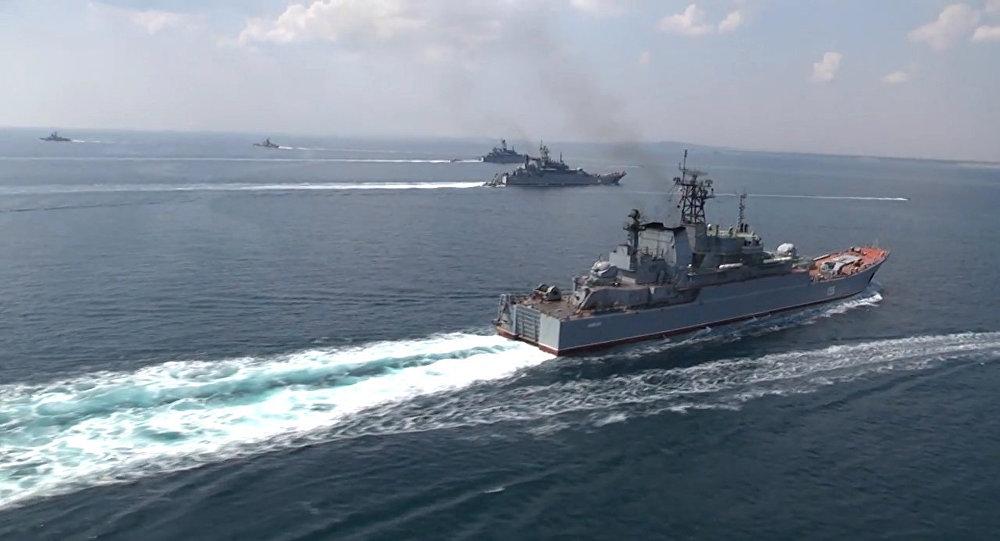 Cina e Russia avviano esercitazione militare nel Mar cinese meridionale
