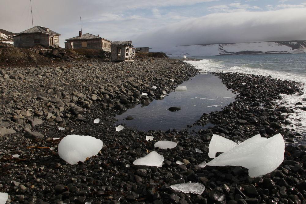 La severa bellezza dell' Artico russo