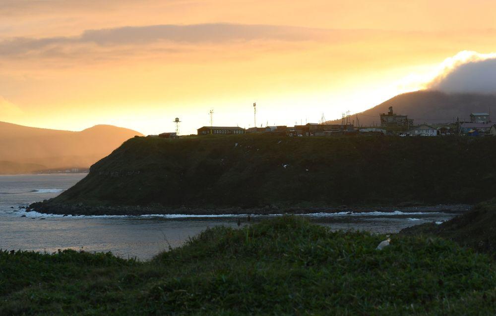 Le isole Curili
