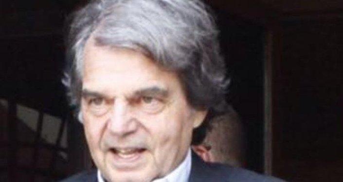 Onorevole Renato Brunetta, capogruppo di Forza Italia alla Camera