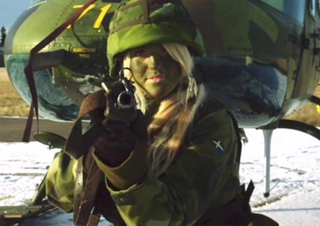 Soldatessa svedese