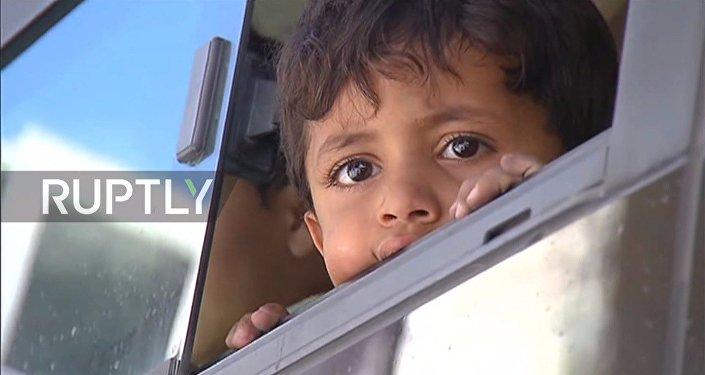 Aiuti umanitari in Siria