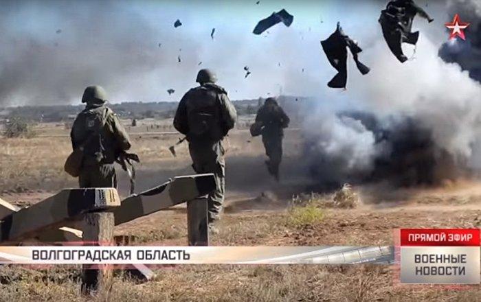 Test dello stress per i militari russi