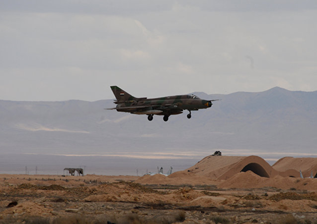 Caccia dell'esercito siriano (foto d'archivio)