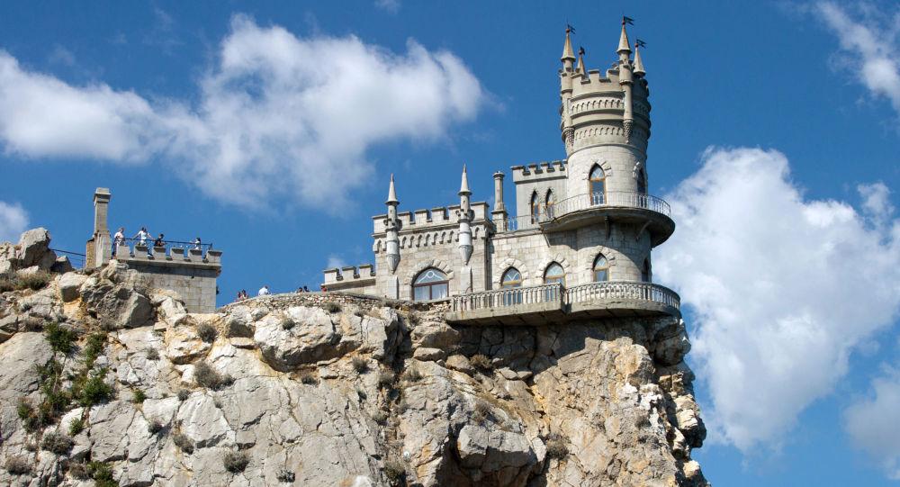 Castello Nido di Rondine in Crimea
