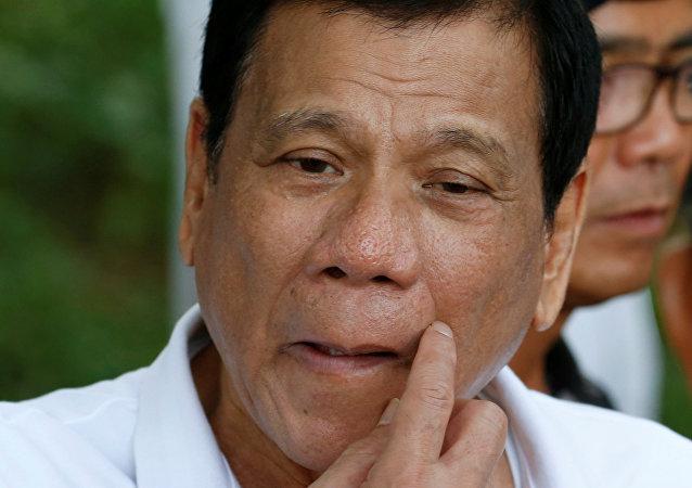 Rodrigo Duterte, presidente delle Filippine