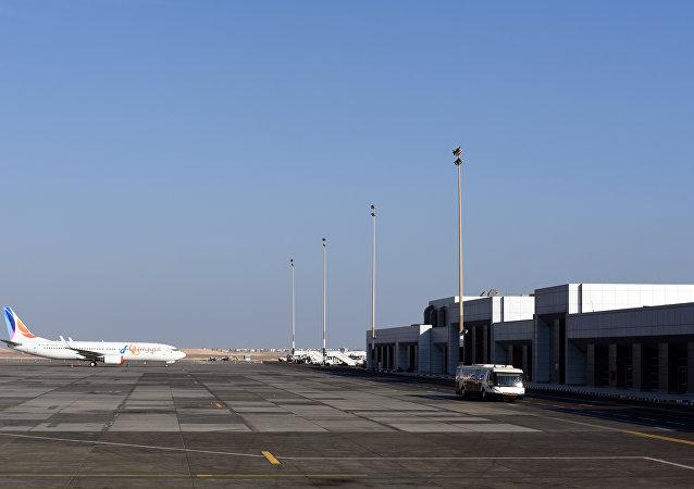 L'aeroporto internazionale di Hurghada