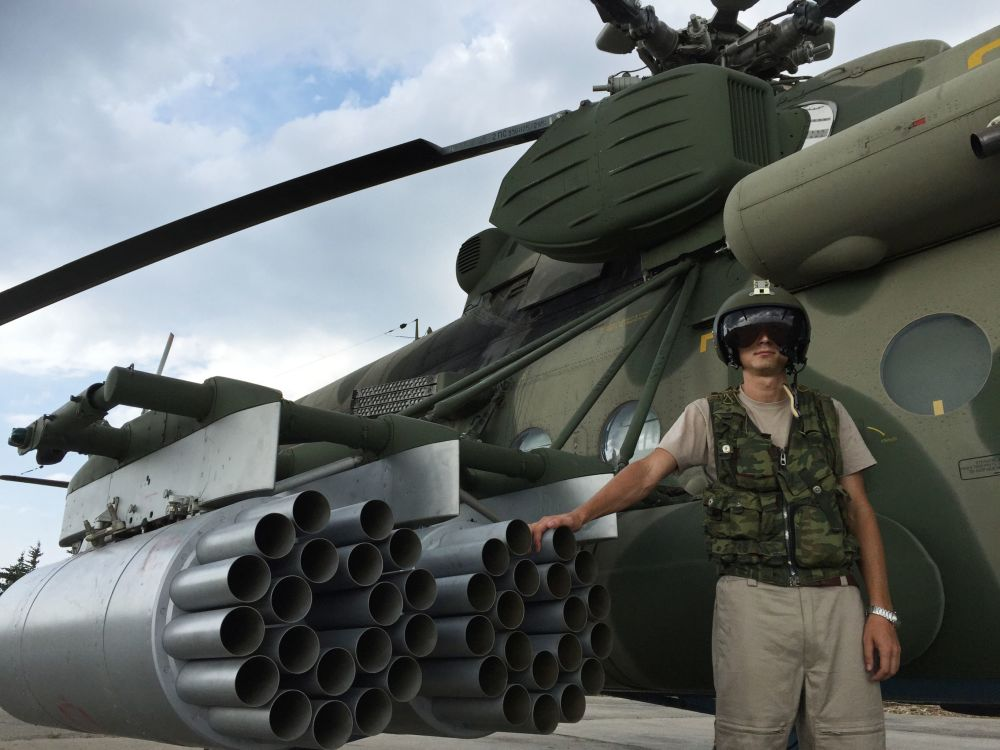 L'aeronautica militare russa in Siria. Un anno dopo.