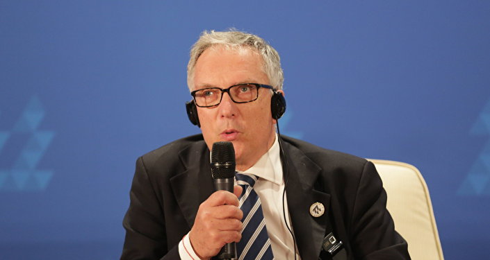 Guy Mettan, giornalista e storico svizzero