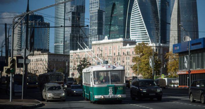 Filobus a Mosca