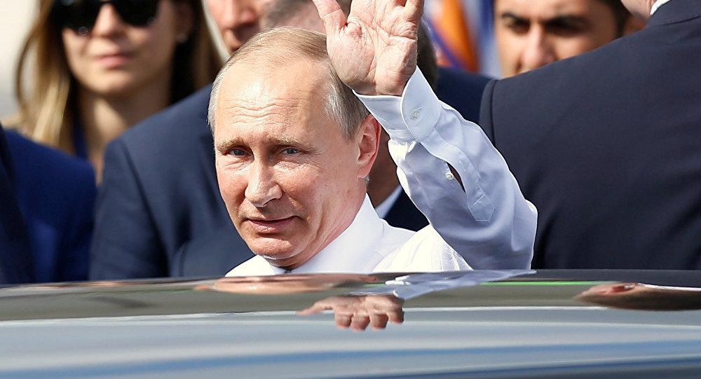 Putin: accuse di crimini di guerra in Siria