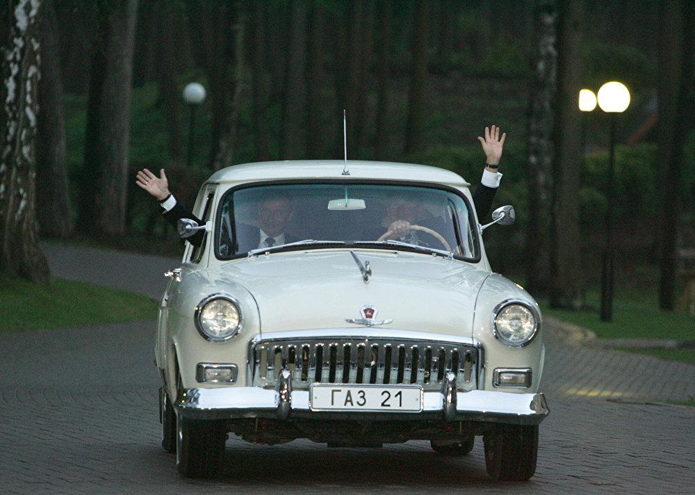 GAZ-21 Volga, i 60 anni dell'auto russa diventata leggenda