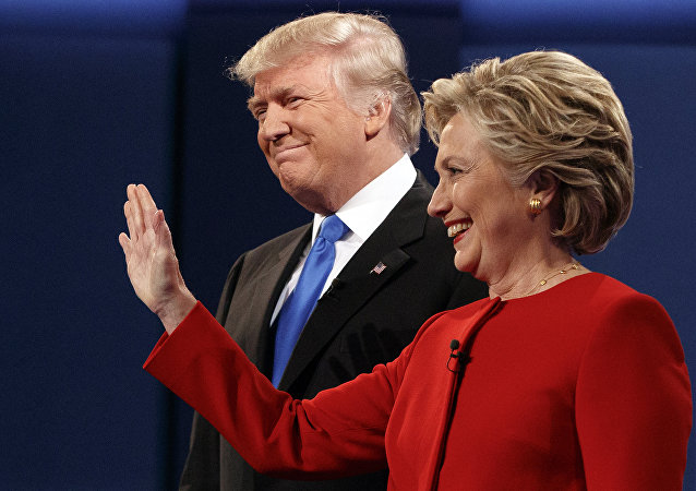 Hillary Clinton e Donald Trump