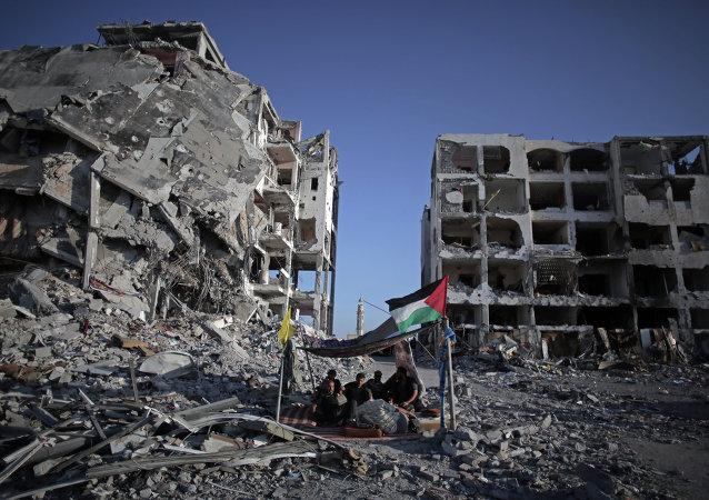 Palestinesi in Gaza