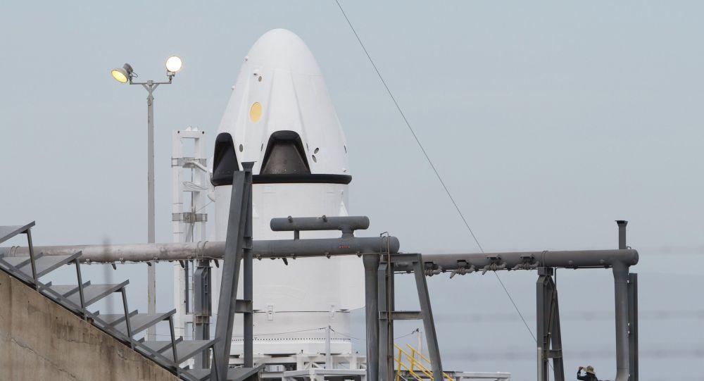 Cape Canaveral, navetta SpaceX Dragon pronta per essere lanciata