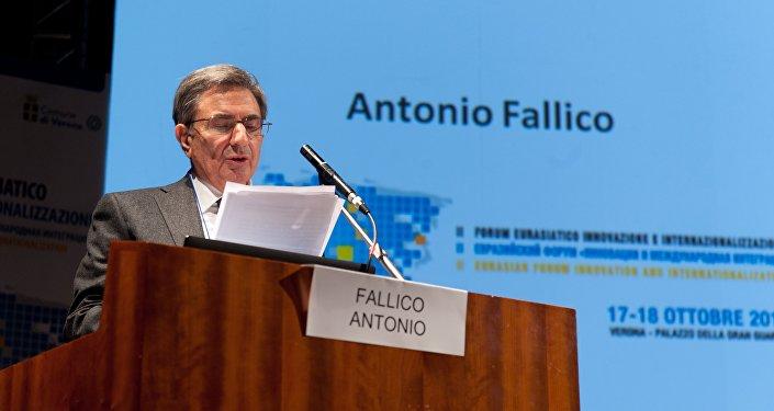 Antonio Fallico