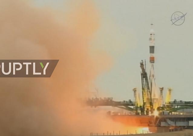 Kazakistan: lancio navicella Soyuz-MS 02 da Baikonur verso la ISS