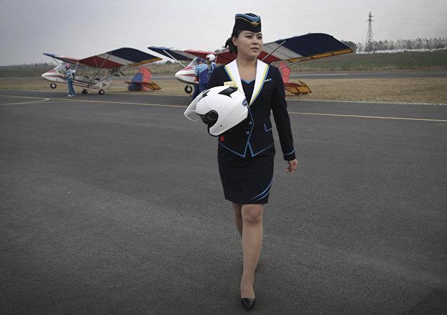 Volti e scene di vita quotidiana a Pyongyang