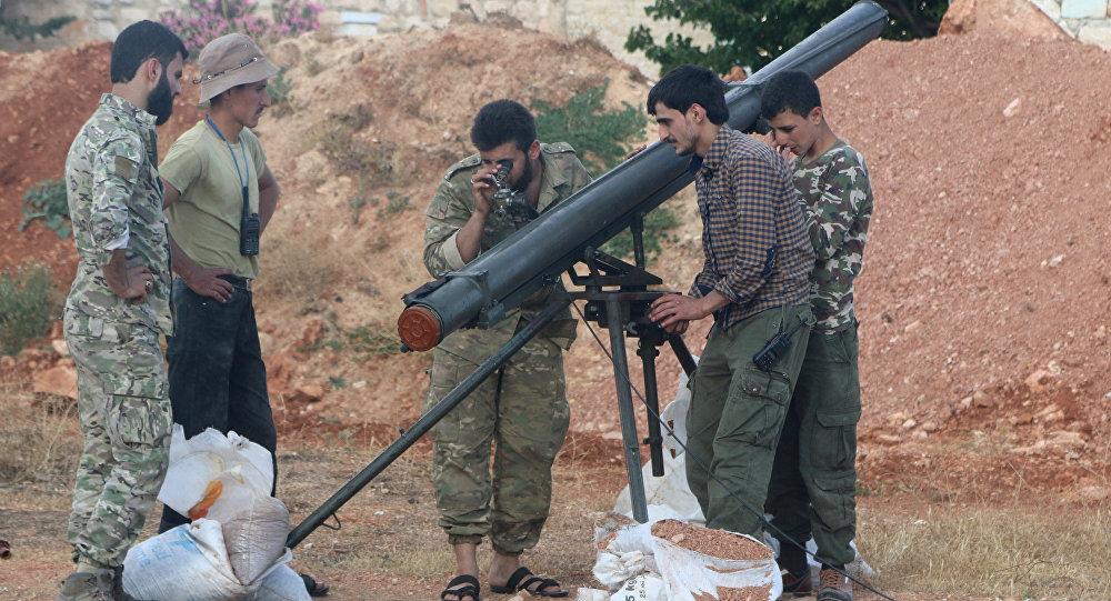 Offensiva ribelli contro assedio Aleppo