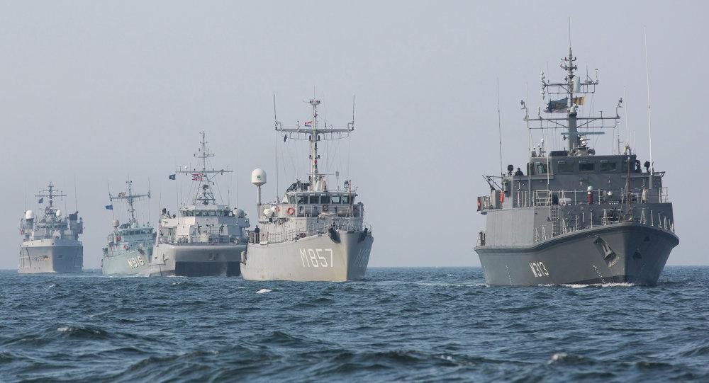 Flottiglia di cacciamine Nato