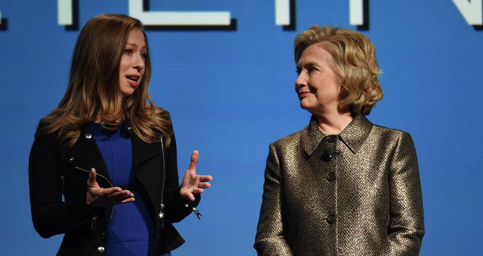 Chelsea ed HIllary Clinton