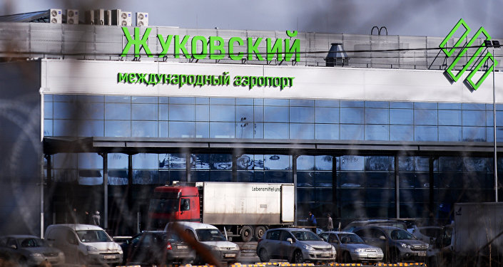 Aeroporto internazionale Zhukovsky a Mosca