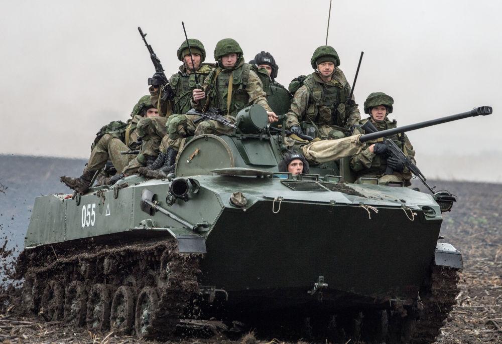 Fratellanza Slava, esercitazioni congiunte Russia-Serbia-Bielorussia